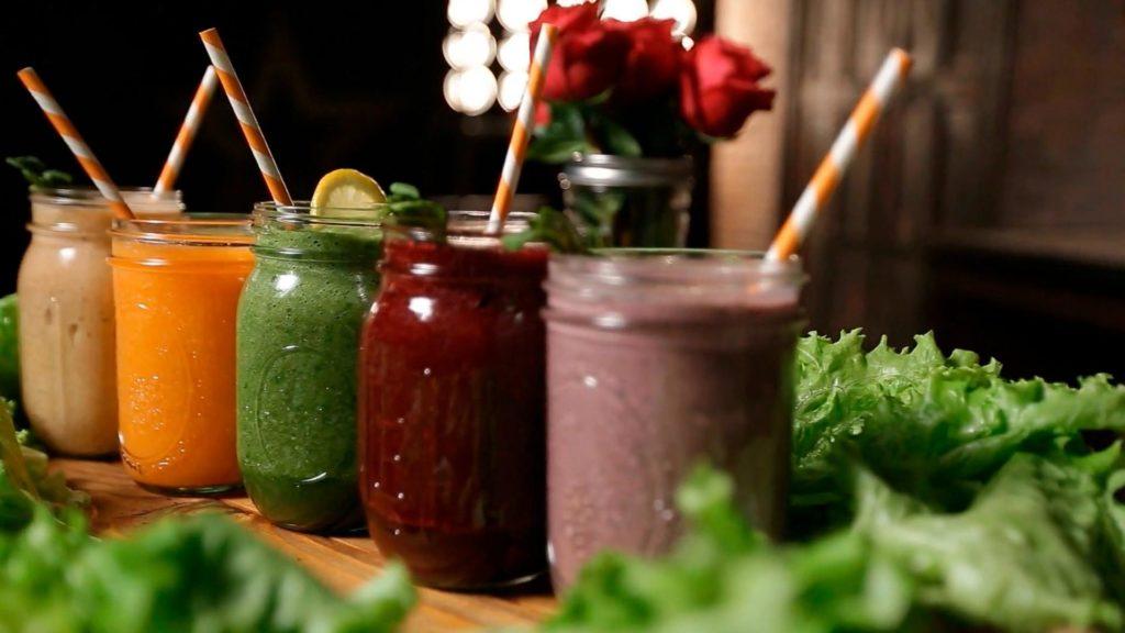 Metabolism-Boosting smoothies